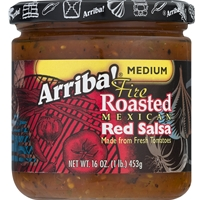 Arriba Mexican Red Salsa Medium