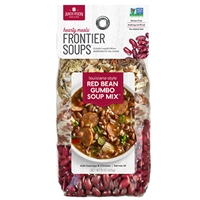 Frontier Louisiana Red Bean Gumbo Mix