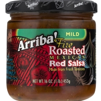Arriba Mexican Red Salsa Mild