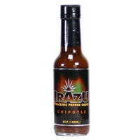 Irazu Volcanic Pepper Chipotle Crushed Pepper Sauce