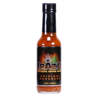 Irazu Volcanic Pepper Habanero Crushed Pepper Sauce