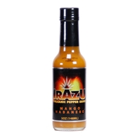 Irazu Volcanic Pepper Mango Hot Sauce