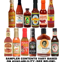 Hot Sauce Best Seller Sampler