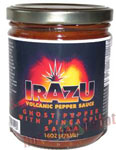 Irazu Volcanic Pepper Ghost Pepper Pineapple Salsa