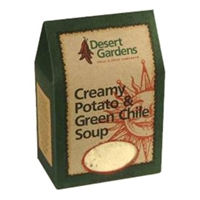 Desert Gardens Creamy Potato & Green Chile Soup Mix