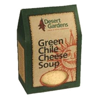Desert Gardens Green Chile Cheese Soup Mix