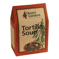 Desert Gardens Tortilla Soup Mix