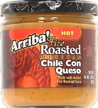Arriba Mexican Chile Con Queso Hot