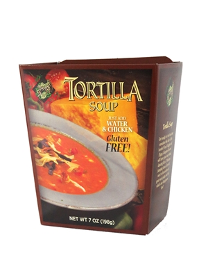 Plentiful Pantry Tortilla Soup Mix
