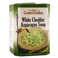Country Gardens White Cheddar Asparagus Soup Mix