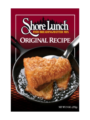 Shore Lunch Original Recipe Fish Breading Mix