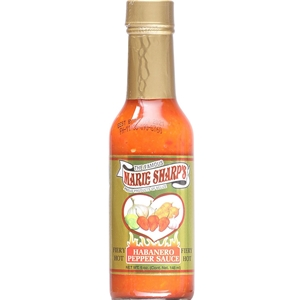 Fiery Habanero Pepper Sauce 5 oz