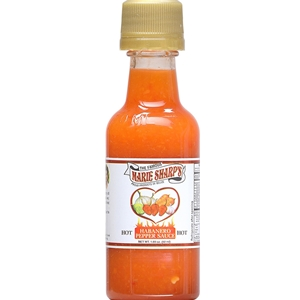 Red Habanero Hot Sauce 2 oz