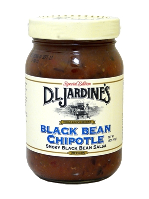 Jardine's Black Bean Chipotle Salsa