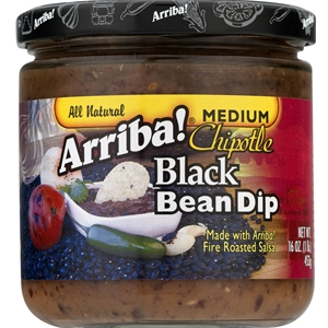 Arriba Chipotle Black Bean Dip