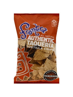 Frontera Thick & Crunchy Tortilla Chips