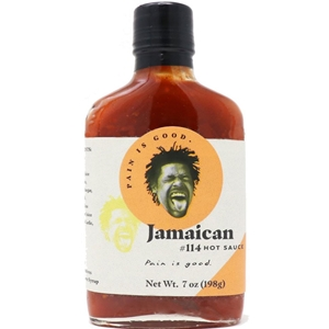 Pain Is Good Batch 114 Jamaican Style Hot Sauce