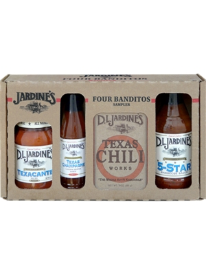 Jardine's Four Banditos Gift Box