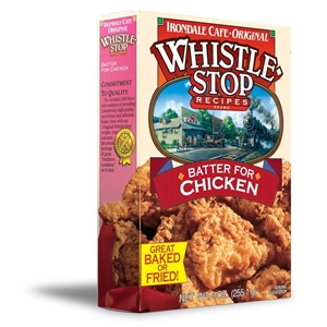 Whistle Stop Recipes Fried Chicken Batter