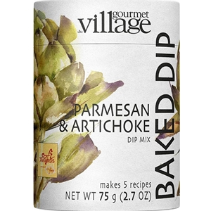 Gourmet du Village Hot Parmesan & Artichoke Dip Mix Party Size