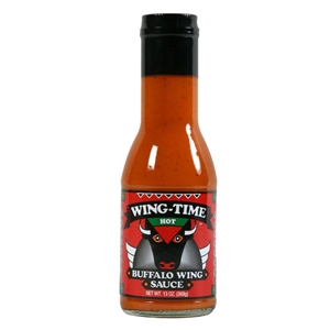 Wing-Time Hot Buffalo Wing Sauce