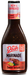Mrs. Dash Sweet Teriyaki Marinade