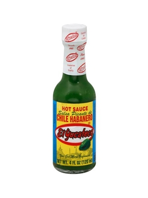 El Yucateco Chile Habanero Green Hot Sauce