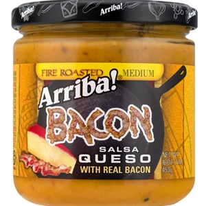 Arriba Bacon Salsa Queso