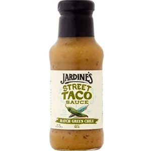Jardine's Street Taco Sauce - Hatch Green Chile