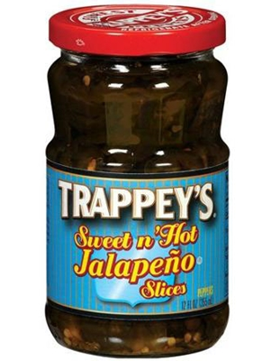Trappey's Sweet n' Hot Jalapeno Slices