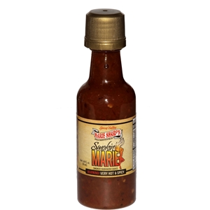Marie Sharp's Smokin Marie Hot Sauce 1.69 oz.
