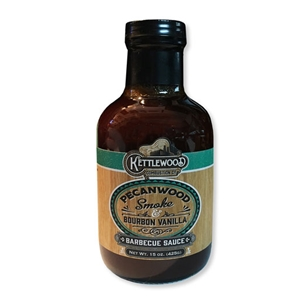 Kettlewood Cherrywood Smoke & Chocolate BBQ Sauce