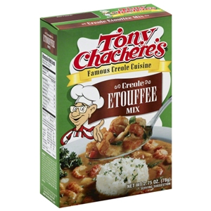 Tony Chachere's Famous Creole Cuisine Creole Etouffee Base Mix
