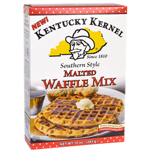 Kentucky Kernel Southern Style Malted Waffle Mix