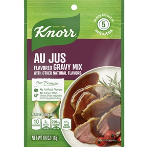 Knorr Au Jus Flavored Gravy Mix