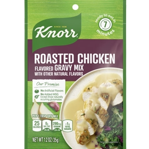 Knorr Roasted Chicken Flavored Gravy Mix