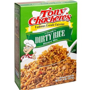 Tony Chachere's Creole Dirty Rice Dinner Mix