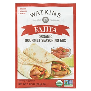 Watkins Fajita Seasoning