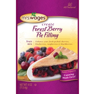 Mrs. Wages Forest Berry Pie Filling