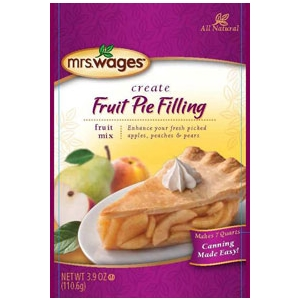 Mrs. Wages Fruit Pie Filling