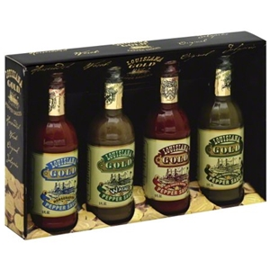 Louisiana Gold Four Flavor Gift Pack