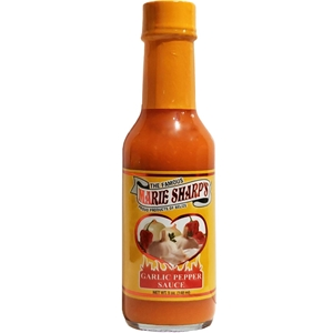 Marie Sharp's Garlic Pepper Sauce - 5 oz