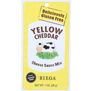 Riega Yellow Cheddar Cheese Sauce Mix