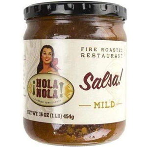 Hola Nola Fire Roasted Mild Salsa