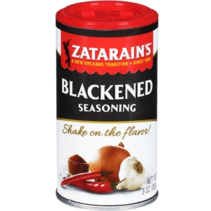 Zatarain's New Orleans Style Blackened Seasoning