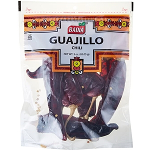 Badia Guajillo Chili Pods