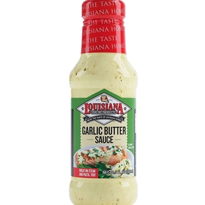 Louisiana Fish Fry Garlic Butter Sauce