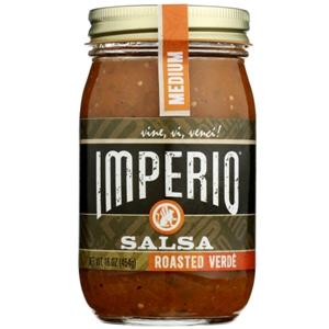Imperio Roasted Verde Medium Salsa