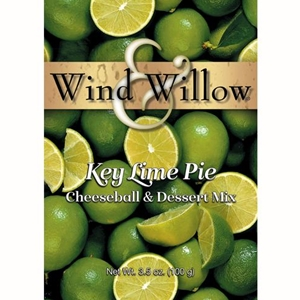 Wind & Willow Key Lime Pie Cheeseball & Dessert Mix - Best By June 2021
