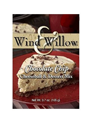 Wind & Willow Chocolate Chip Cheeseball & Dessert Mix
